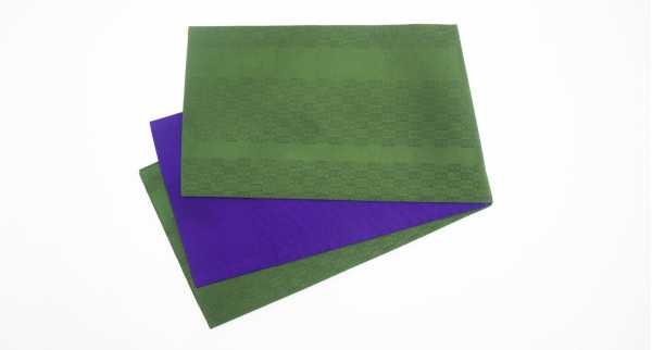 リバーシブル袋帯 RB4 紫