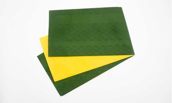 リバーシブル袋帯 RB8 黄
