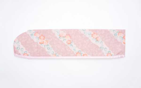 前結び帯板 若竹・コスモス 帯板のみ ピンク