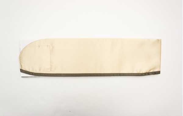 前結び帯板 若竹・こころ 帯板のみ ゴールド