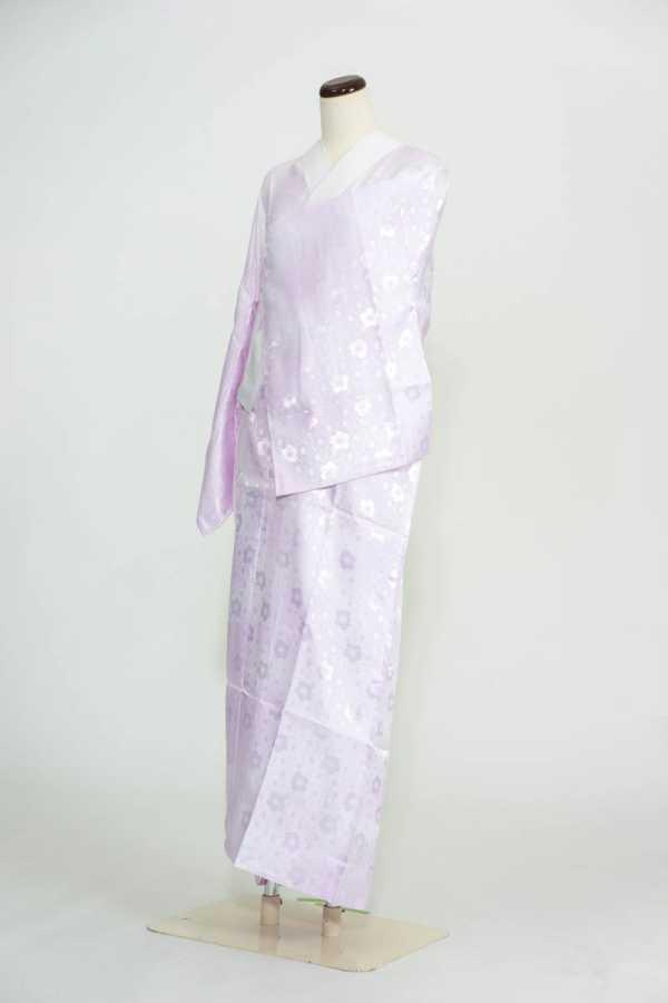 定番長襦袢(冬)紫